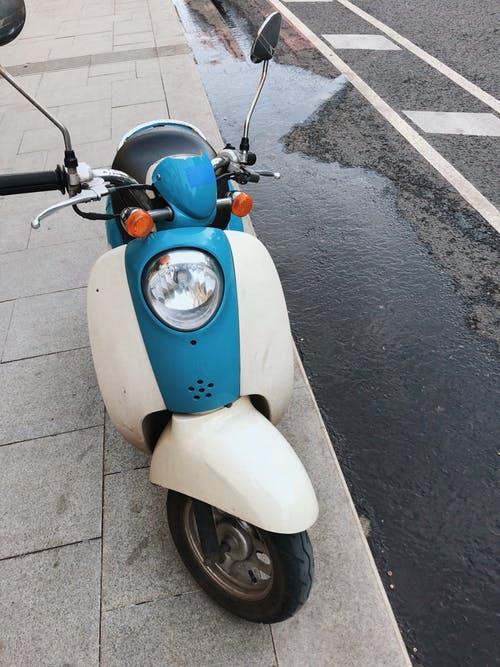Scooter rijden